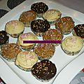 Cupcakes, cakepops et sablés...