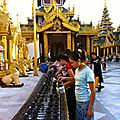 Paya Shwedagon - Yangon