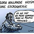 ps hollande humour flora