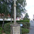 La croix de d'elbée à beaupréau