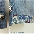 Transformation jeans et tee-shirt assorti Delphine10