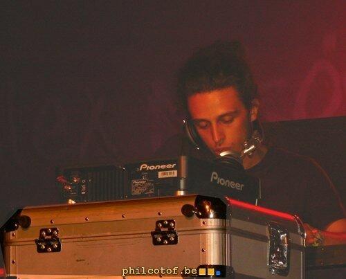 Alex Nilson Set Drum