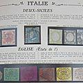Italie - deux-siciles - etats de l'eglise - (page 133)