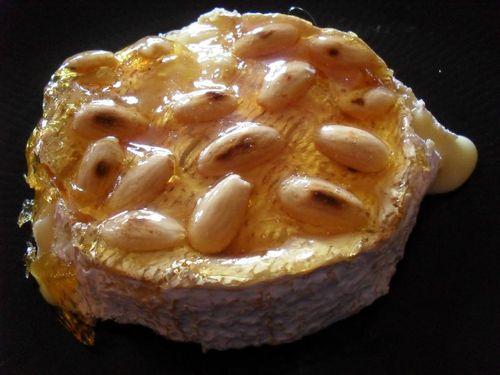 Camembert Caramélisé