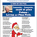 La lettre de léon-yves bohain décembre 2017