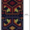Bracelet batik ( réédition du 5/03/2008 )