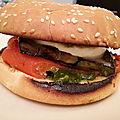 Pas besoin de steak pour faire un bon burger : mon burger végétarien