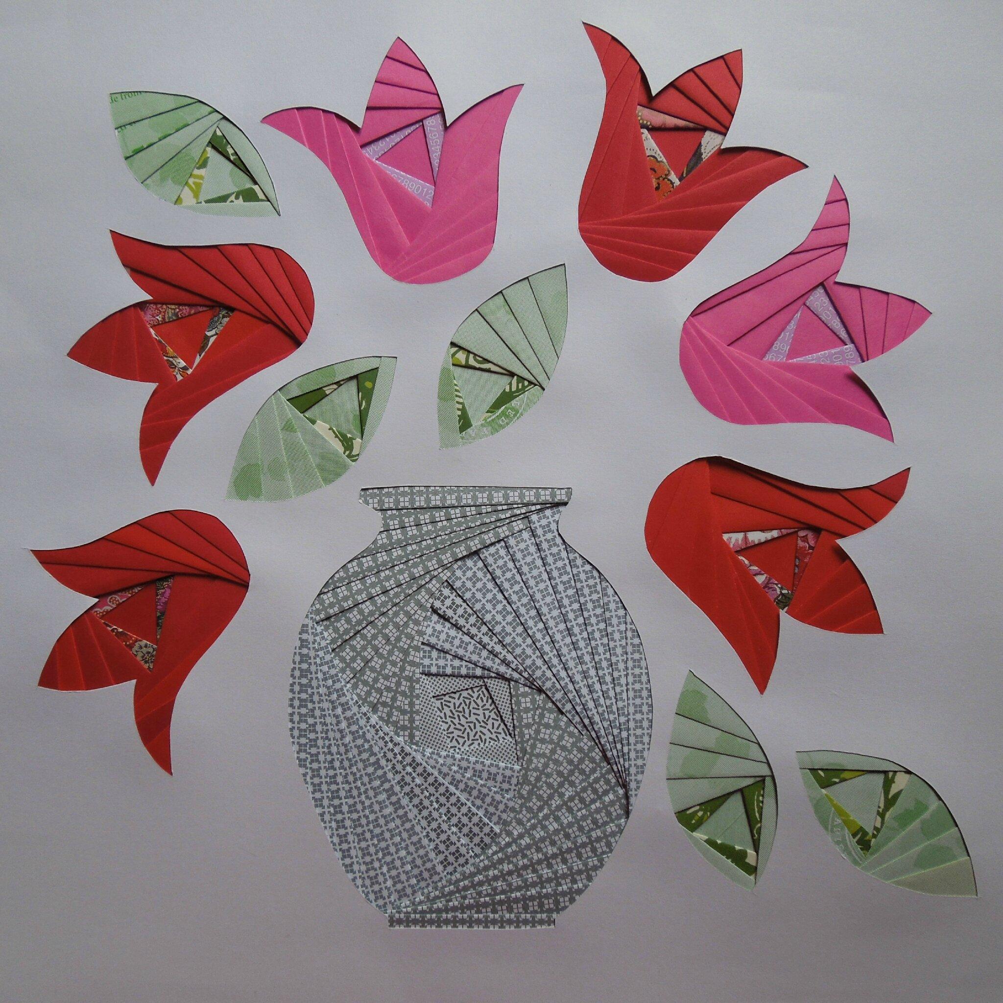 iris folding 0110