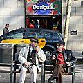Barcelone, La Rambla, vieux_6814