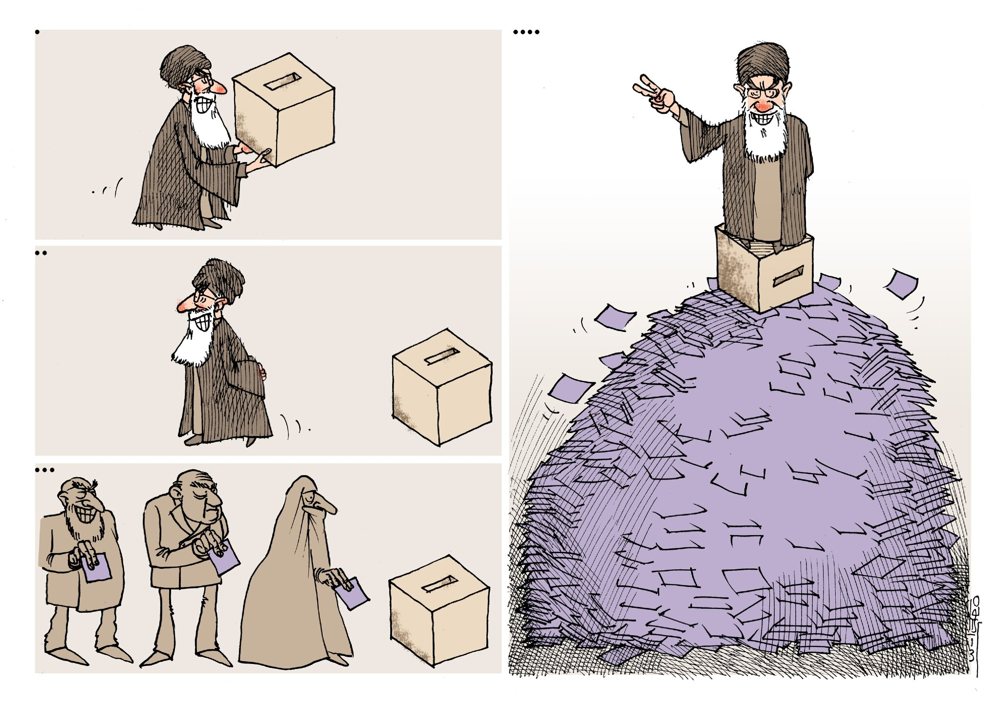 What-really-happened-in-the-Iranian-presidential-elections