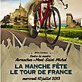 Tour de France - étape Avranches / le Mont-Saint-Michel : perturbations en perspective ???