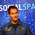 Aïd El Fitr : l'<b>astronaute</b> Thomas Pesquet souhaite bonne fête aux musulmans ...