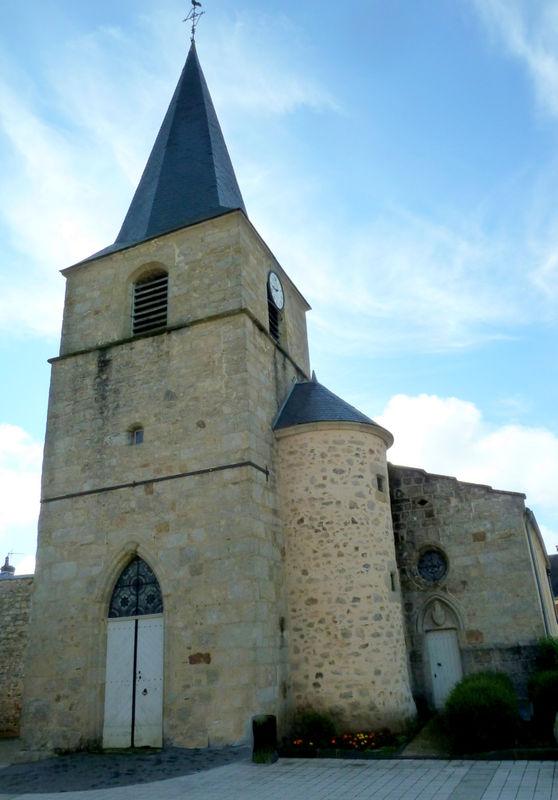 église d'Espinasse