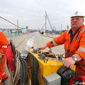 Reportage photos - Vue du chantier du Pont <b>Bacalan</b>-Bastide