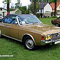 Ford taunus 26M coupé (Rencontre de véhicules anciens à Achenheim) 01