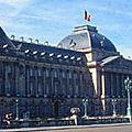 Le palais royal de Bruxelles, partagé par <b>Roger</b> <b>MESSAGER</b>
