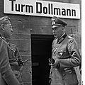 Général friederich dollman commandant la 7e armée allemande.