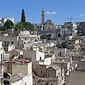 Basilicate (10/12). La loi De Gasperi et la rénovation de <b>Matera</b>.