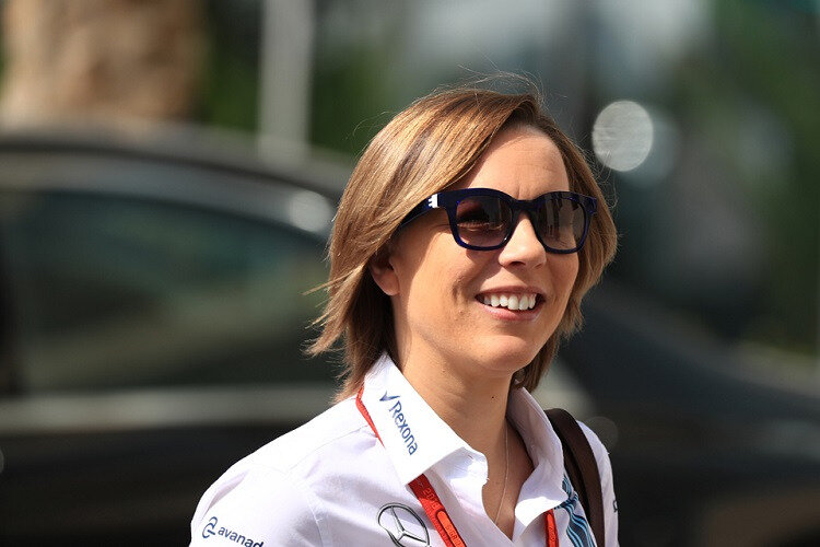claire williams 2018 2018 2018 belle