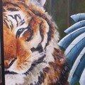 Détail tigre
