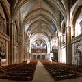 Cathédrale St André, la Nef