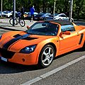 Opel speedster (Rencard Haguenau avril 2011) 01