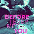 Before i ever met you de karina halle