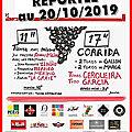 BOUJAN - REPORT DE LA FERIA des <b>VENDANGES</b> au 20 octobre