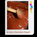 Petits délices chocolatés
