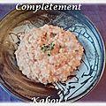 Dhal lentilles corail & tomates & lait de coco