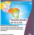Suivi du périple Mexique Amérique Centrale