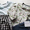 Les petites tenues & les mélanges