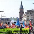 La CFDT Métaux Vosges