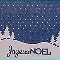 Cartes de Noël 2013