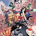 <b>DC</b> <b>Rebirth</b> : Justice League