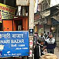 Inde du Nord, Kinari Bazar