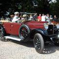 Fiat 509A torpedo de 1926 (Festival Centenaire Bugatti) 01