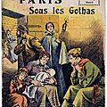 Paris sous les bombes allemandes