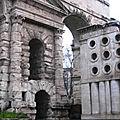 Monti et Esquilino sud - Sur le chemin des processions (7/9). Porta Maggiore et spéculations immobilières à Rome-<b>capitale</b>.