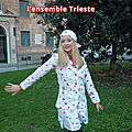 L' ensemble Trieste By Capucine Ackermann