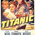 Titanic, 100 ans déja !
