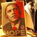 portrait sur obey feat obama