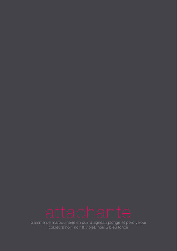 ATTACHANTE