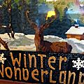 <b>Winter</b> <b>Wonderland</b> !