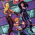 <b>Wildstorm</b> / IDW Danger Girl by J Scott Campbell