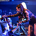 <b>Amaranthe</b> (+ Sonic Syndicate + Smash Into Pieces), Paris, Le Petit Bain, 2016.11.03