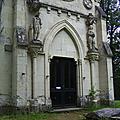 La chapelle du <b>Cimetière</b> des <b>Martyrs</b> sous protection