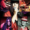 Nina van horn : les femmes du blues le vendredi 10 février salle bellecroix
