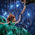 These broken stars [Starbound #1] de Amie Kaufman & <b>Meagan</b> <b>Spooner</b>