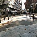 Avenue droz, la concertation paie!...